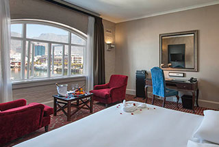 Victoria & Alfred Hotel Accommodation
